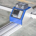 1300x2500mm cnc plazma rezač za metal sa niskim troškovima korištenim cnc mašinama za rezanje plazmom