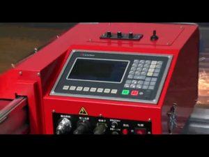 1800mm prijenosna teška šina cnc plazma stroj za rezanje plamenom