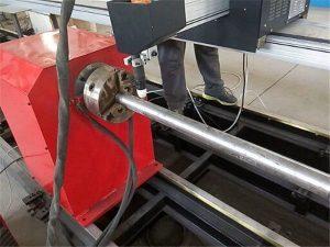 2018 nova prijenosna mašina za rezanje metalnih cijevi u plazmi, stroj za rezanje metalnih cijevi