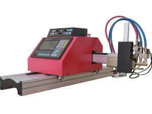 vruća prodaja prijenosni gantry cnc plazma stroj za rezanje plamenom s thc za čelik