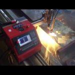 2017 vrhunske CE certifikate prijenosni metalni rezač jeftini cnc stroj za rezanje plazmom