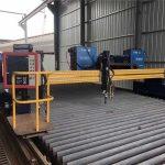 automatizirana mašina za rezanje plazmom cnc dvostruka vožnja šina raspona 15 m