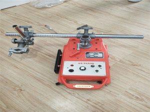 cg2-11d / g mašina za rezanje cevi sa baterijom