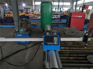 Povoljna cijena prijenosna cnc stroj za rezanje plina za metalni lim