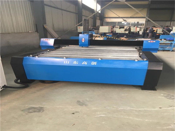 Kina 1325 Metalna CNC mašina za rezanje plazme