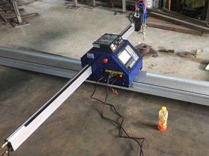 Kina Jeftini 15002500mm metalni prenosni CNC stroj za rezanje plazmom sa CE