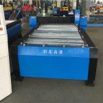 Kina 100a plazma rezanje CNC mašina 10 mm ploča metala