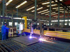 nosač ploče sa CNC plazmom kosi 45 stepeni za rezanje