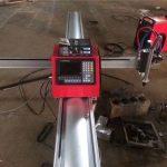 čelični krojački prijenosni cnc plazma rezač prijenosni cnc stroj za rezanje plamena s izgubljenim troškovima za rezanje metala