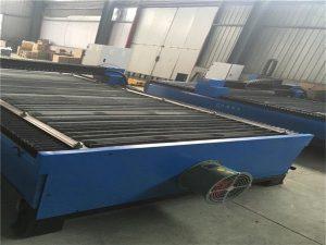 vruća prodaja metalnih reznih ploča od nehrđajućeg čelika ugljičnog čelika 100 cnc plazma rezač 120 plazma rezanje