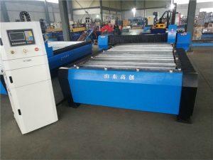 CNC mašina za rezanje od nehrđajućeg čelika