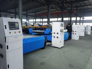 novi dizajn radne površine / klupa profil plazma / plamen rezanje proizvođača cnc stolna plazma stroj za rezanje plamena