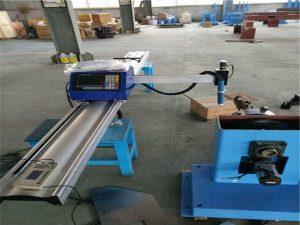 Promjer cijevi je od 30 do 300 prijenosnih strojeva za rezanje cijevi s CNC-om