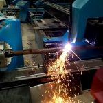 zračna automatska mašina za rezanje cijevi plazma cnc za metalni lim