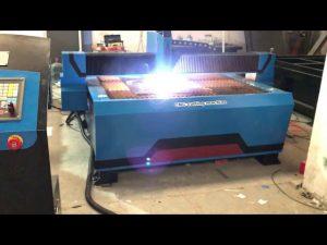 Kina jeftini prijenosni stroj za rezanje s plazmom cnc