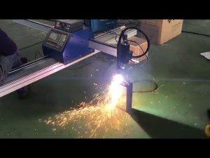 kineski stroj za rezanje metala 63A, prijenosni cnc plazma rezač