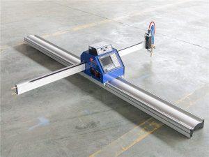 cnc stroj za rezanje plazmom s priključkom za graviranje s oznakama