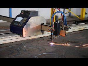 prijenosni mini cnc stroj za rezanje plazmom niske cijene