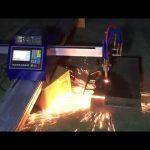 niska cijena mini prijenosna cnc cijev plazma stroj za rezanje plamenom za rezanje nehrđajućeg čelika