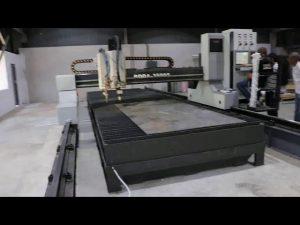 strojevi pravi rupa cnc plazma rezanje strojna porculana