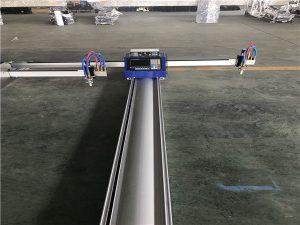 prijenosni stroj za rezanje plazmom cnc