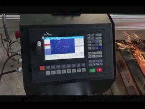 prijenosni stroj za rezanje plamen-plazme cnc sa servo motorom