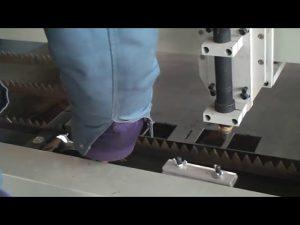 debljina 22 25cm 200A CNC plazma stroj za rezanje metala